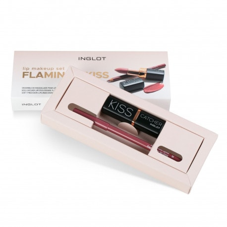 Kit de maquillage lèvres FLAMINGO KISS