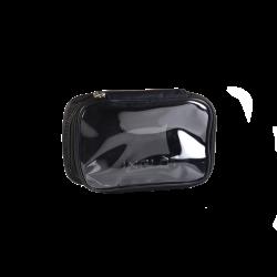 Reisetasche schwarz klein