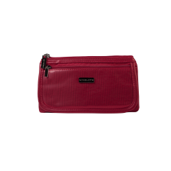 Trousse de toilette rouge et or (R23676C) icon