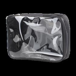 Travel Makeup Bag Black Maxi