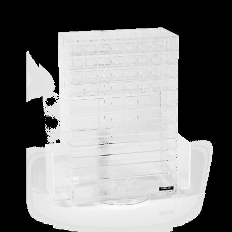 Organisateur de cosmétiques acrylique (KC-A610)