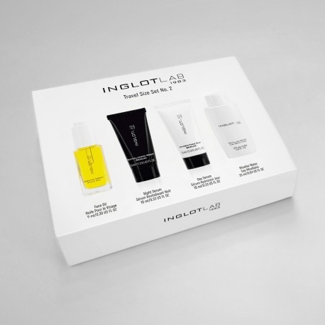 INGLOT LAB TRAVEL SIZE SET 2