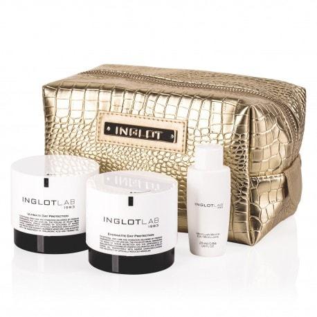 Un ensemble de crèmes Evermatte & Ultimate Day Protection Crème de jour pour le visage