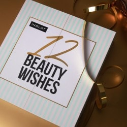 Calendrier de l'avent  INGLOT 12 BEAUTY WISHES