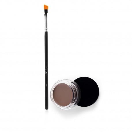 Contour des sourcils en gel AMC 16, Pinceau de maquillage 31T (set 5)