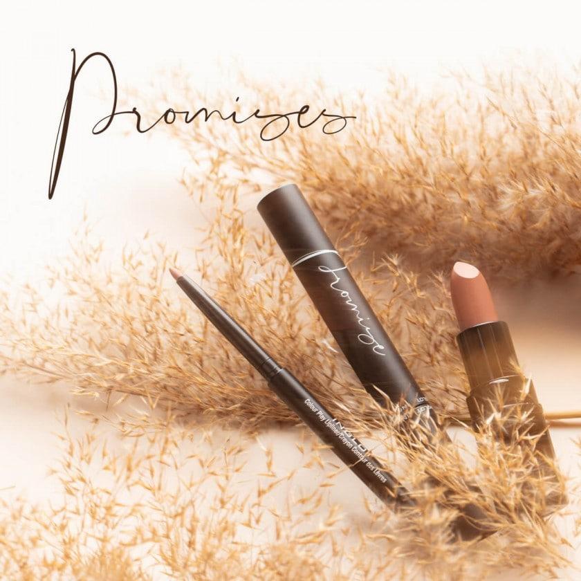 Makeup no-makeup parfait? Rien de plus simple! Découvrez la nouvelle collection Promises